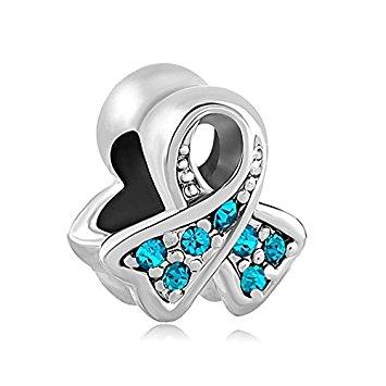 Ovarian Cancer Charm Pandora Galsjewels Com