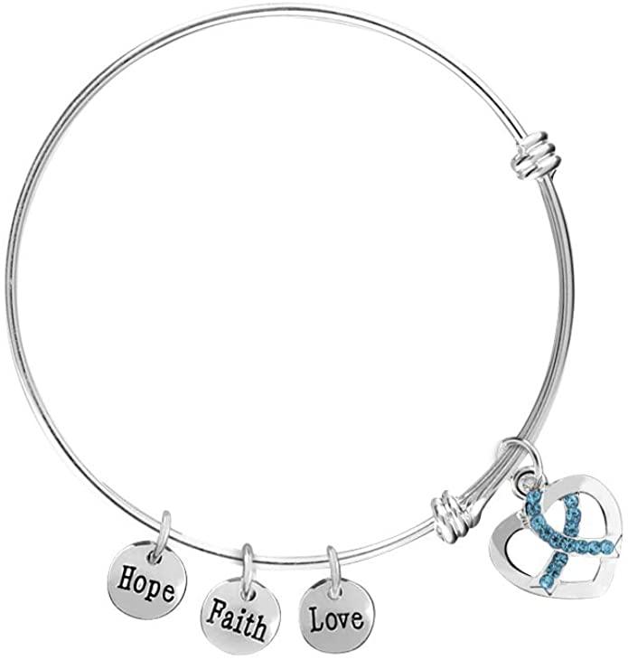 Ovarian Cancer Pandora Charm Bracelet Galsjewels Com